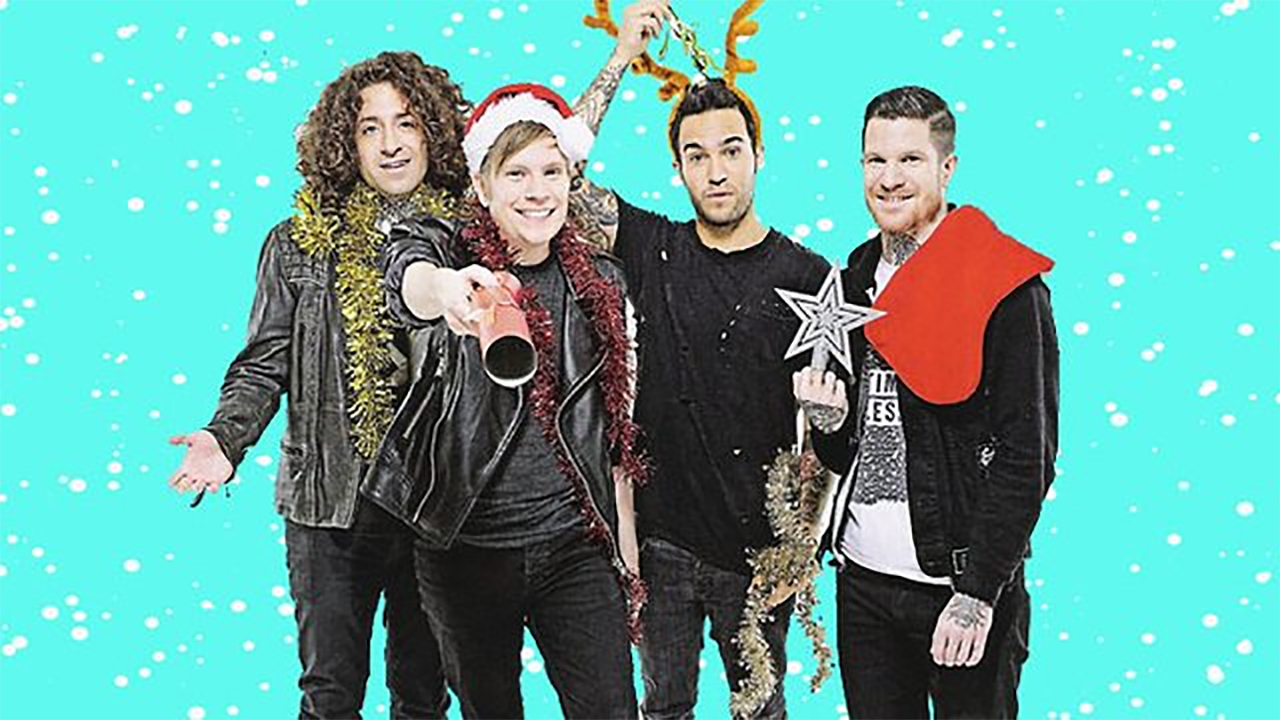 fall out boy yule shoot your eye out audio noisebeast - Fall Out Boy Christmas